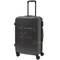 Caterpillar Cat-D średnia walizka na kółkach 65,5 cm CAT/ grafitowa - Brushed Steel