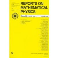 Fizyka, Reports on Mathematical Physics 53/1 wer.kraj. (opr. miękka)