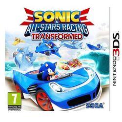Sonic & All-Stars Racing Transformed - Nintendo 3DS - Wyścigi