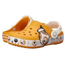 Klapki dla dzieci Crocs Crocband Star Wars Pomarańczowe
