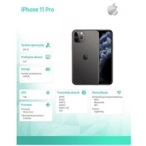 Smartfony i telefony klasyczne, Apple iPhone 11 Pro 256GB