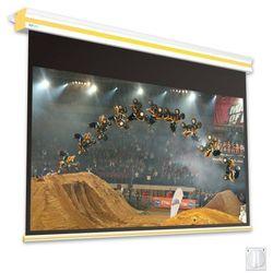 Ekran elektryczny 210x160cm Cumulus X 21/16 - Matt Grey