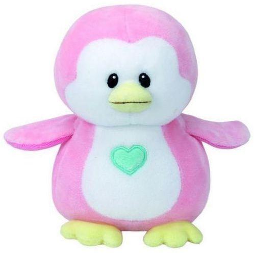 Pluszaki pozostałe, Baby Ty PENNY - pink penguin 24 cm