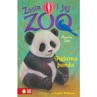 Książki dla dzieci, FIGLARNA PANDA (opr. miękka)