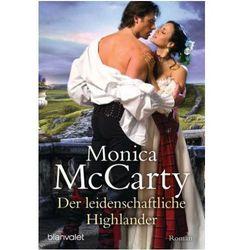 Der leidenschaftliche Highlander McCarty, Monica