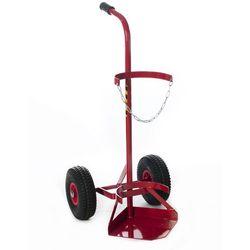 Wózek spawalniczy 1 butla 260 kółka pneumatyczne promocja!