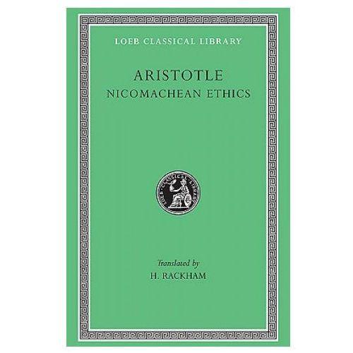 Książki do nauki języka, Nichomachean Ethics (opr. twarda)