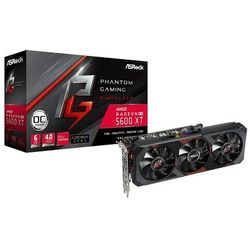 ASRock Karta graficzna Radeon RX 5600 XT Phantom GAMING D3 6G OC 192bit GDDR6 3DP/HDMI
