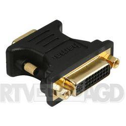 Adapter HAMA DVI gniazdo - VGA wtyk