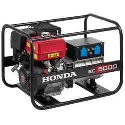 Agregat jednofazowy Honda 230V EC5000