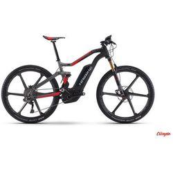 Rower elektryczny Haibike XDURO FullSeven Carbon 10.0 karbon/antracyt/czerwony mat 2017