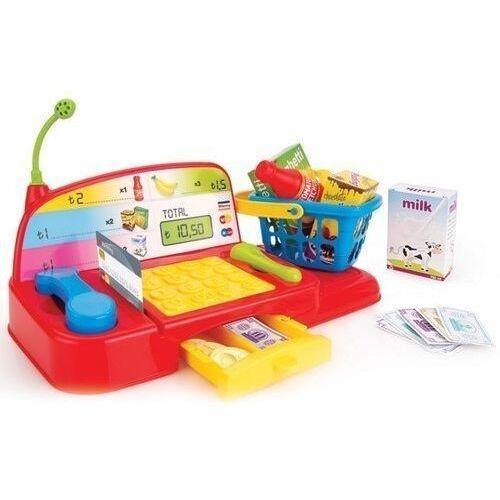 Sklepy i kasy dla dzieci, Kasa Sklepowa z wyposażeniem