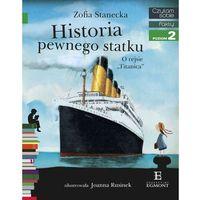 "E-booki, Historia pewnego statku. O rejsie ""Titanica"""