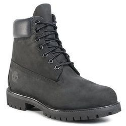 Trapery TIMBERLAND - Premium 6 Inch Boot 10073/TB0100730011 Black