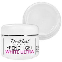 Żel French biały-ultra 15ml