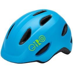 Giro Scamp Kask rowerowy Dzieci, niebieski XS   45-49cm 2022 Kaski dla dzieci Przy złożeniu zamówienia do godziny 16 ( od Pon. do Pt., wszystkie metody płatności z wyjątkiem przelewu bankowego), wysyłka odbędzie się tego samego dnia.