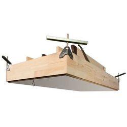 Kątowniki montażowe LXK do schodów strychowych Fakro