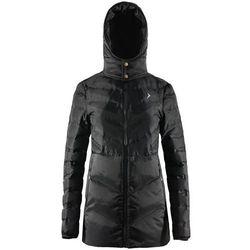 Damski płaszcz puchowy pikowany KUD608 Outhorn