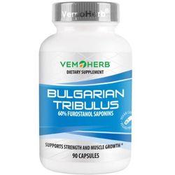 VemoHerb Bulgarian Tribulus 90 kaps