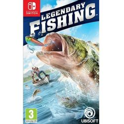 LEGENDARY FISHING EXP NSwitch