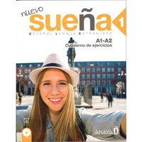 Książki do nauki języka, Suena Nuevo 1 Cuaderno de ejercicios A1-A2 +CD (opr. miękka)