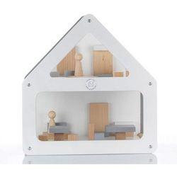 Domek Dla Lalek Drewniany Modos Oloka-Gruppe