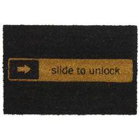 Wycieraczki, Slide to unlock