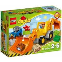 Klocki dla dzieci, Lego DUPLO Ładowarka 10811