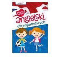 Książki do nauki języka, Angielski dla najmłodszych Przedszkole Poziom A0 (opr. broszurowa)