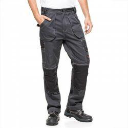 Spodnie do pasa HELIOS AVACORE w kolorze szaro-czarnym
