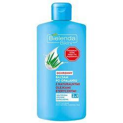 Balsam po opalaniu z naturalnymi olejkami eterycznymi Bikini 150ml Bielenda