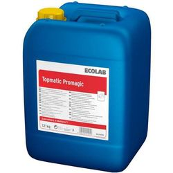 Topmatic Promagic ECOLAB - Maszynowe mycie naczyń aluminiowych i porcelany