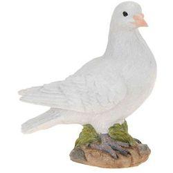 Gołąb naturalnej wielkości, ozdoba do ogrodu - gołębica