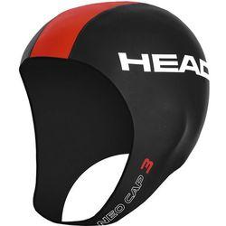 Head Neo Czapka, black-red L/XL 2019 Czepki pływackie Przy złożeniu zamówienia do godziny 16 ( od Pon. do Pt., wszystkie metody płatności z wyjątkiem przelewu bankowego), wysyłka odbędzie się tego samego dnia.