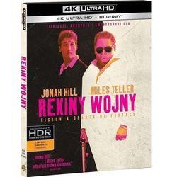 Rekiny wojny (4K Ultra HD) (Blu-ray) - Todd Phillips DARMOWA DOSTAWA KIOSK RUCHU