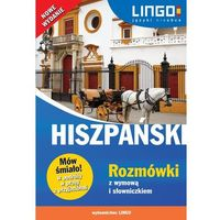 Słowniki, encyklopedie, Hiszpański. Rozmówki z wymową i słowniczkiem (opr. broszurowa)
