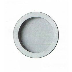 Uchwyty wpuszczane okrągłe fi 57 mosiądz błyszczący LC-169PI-OL