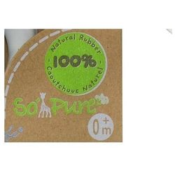 Sophie de Vulli - żyrafka Sophie - zestaw z gryzakiem mini So'Pure