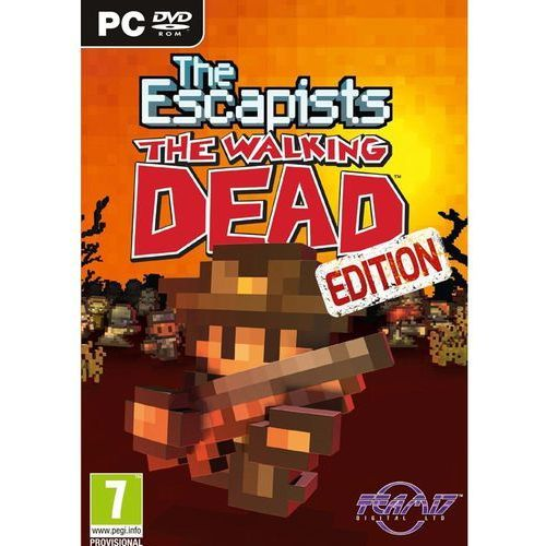 Gry na PC, The Escapists The Walking Dead (PC)