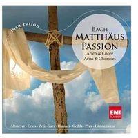 Dawna muzyka klasyczna, Matthäus-Passion:Arien & Chöre