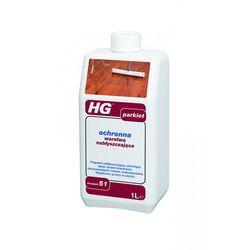 HG politura - ochronna warstwa nabłyszczająca lakierowany parkiet i drewniane podłogi - lakierowane podłogi ||drewniane podłogi