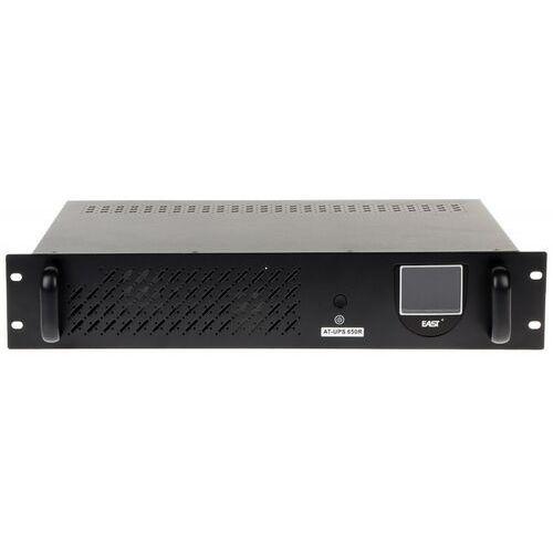 UPSy, ZASILACZ UPS AT-UPS650R-RACK 650 VA EAST