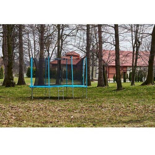 Trampoliny, Trampolina Ogrodowa 374cm 12FT Hiton Polska OUTLET