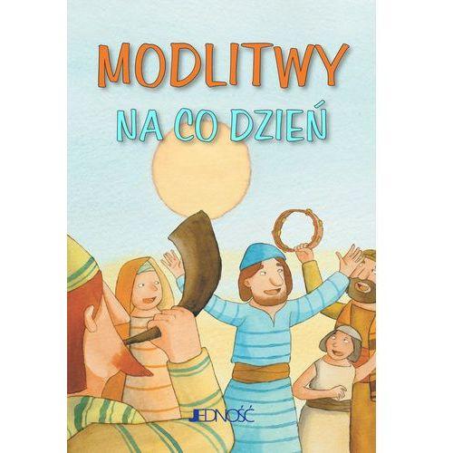 Książki dla dzieci, Modlitwy na co dzień - Krystyna Kozak (opr. broszurowa)