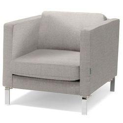Fotel wypoczynkowy NEO, tkanina, szary