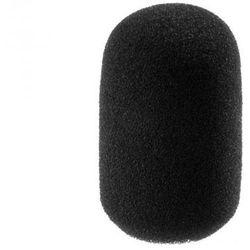 Monacor WS 100/SW gąbka mikrofonowa, kolor czarny