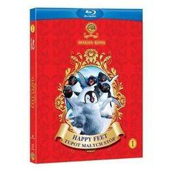 Happy Feet, tupot małych stóp (Blu-Ray) - George Miller DARMOWA DOSTAWA KIOSK RUCHU