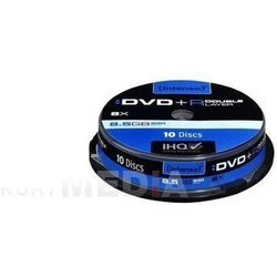 DVD+R INTENSO 8.5GB X8 DOUBLE LAYER PRINT (10 CAKE)