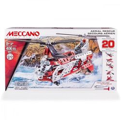 Meccano Model 20 w 1 Helikopter