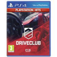 Gry PS4, DRIVECLUB PL (PS4)